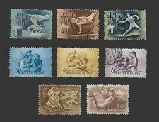 LH16 - Hungary 1950 -1954  stamps  selection
