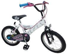 16 Zoll Disney Kinder Fahrrad Mädchenfahrrad Monster High Rad Bike m. Stützräder