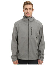 Spyder Men's Patsch Novelty Hooded GT Softshell Jacket, Size S, NWT