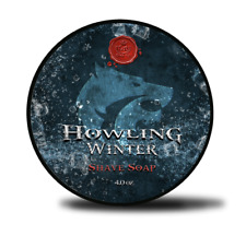 Lather Bros. - Howling Winter - Shave Soap Limited Edition