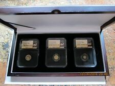 2017 Gold Krugerrand Fractional 3 coins Proof  set.