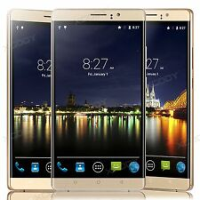 "Unlocked 6.0"" Android Smartphone Dual SIM 4Core 3G For AT&T T-mobile Cell Phone"