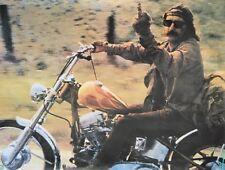 Hopperfinger Poster Dennis Hopper Middle Finger Easy Rider Vintage Pin-up Print