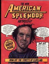 The New American Splendor Anthology First Print 1991 Harvey Pekar