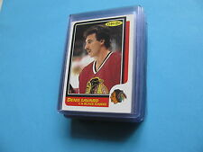 1986-87 OPC LOT OF TWENTY (20) CARDS / VARIOUS TEAM PLAYERS / VG/EX