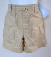 Gymboree Boys 18 24 Months Shorts Tan Summer Picnic NWT