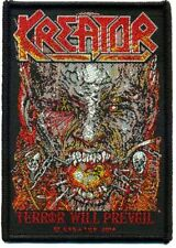 "Kreator "" Terror Will Prevail "" Patch/Aufnäher 602412 #"