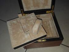 Cave présentoir display écrin coffret montres watch holder jewelry box uhren #1