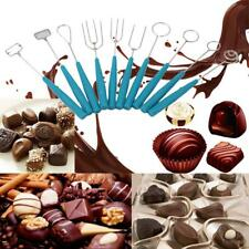10PCS Chocolate Dipping Forks Party Fondue Fountain Cake Decorating DIY Tool Q