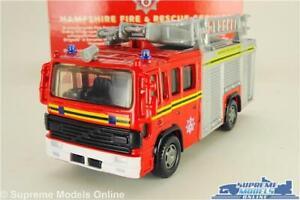 VOLVO FL MODEL FIRE ENGINE LORRY TRUCK HAMPSHIRE 1:50 EMERGENCY APPLIANCE K8