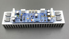 Assembeld LJM L12-2 Mono Power amplifier / Amp board with heatsink  (120W)