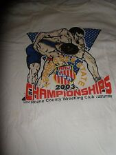 Tennessee State Champions 2003 Wrestling club