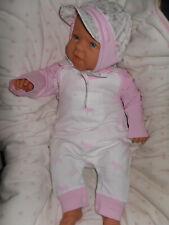 Traumdolls Antonio Juan Vivien  50 cm Babypuppe Rebornbaby Reallife NEU
