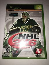 Nhl 2K6 - Xbox-Tested-Collectible Rare Vintage-Fast Shipping In 24 Hours