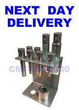11 / 8pc Piece Press Pressing Pin Set for 30T 20T 12T 10T 6T Hydraulic Press