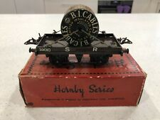 Hornby O Gauge SR Flat Truck With Cable Drum Boxed