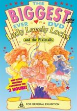 LADY LOVELY LOCKS - 2 HOURS! CLASSIC CHILDRENS NEW  DVD