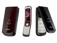 NOKIA 2720 FOLD KLAPP-HANDY QUAD-BAND PHONE GPRS BLUETOOTH KAMERA MP3 WIE NEU