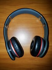 BEATS DR DRE BLACK BLUETOOTH/WIRED HEADPHONES ORIGINAL BOX 2013