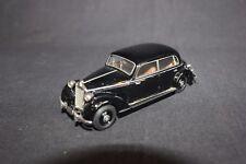 Tin Wizard Mercedes-Benz 230 W153 1938 1:43 black (JvM)