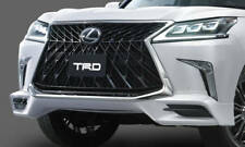 For Lexus LX570 2015 2016 2017 Body Kit TRD SUPERIOR grill +F/R lip