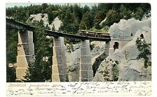 Innsbruck Austria - STUBAITHALBAHU. BRUECKE - Postcard Trolley