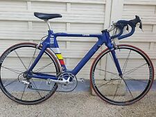 Road triathlon clm velo bike Look KG 186 same KG 196 rare small size Campagnolo