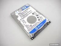 Western Digital WD5000LPVX, HP 726835-001 Festplatte HDD 500GB 5400RPM, BULK