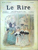 Le RIRE N° 40 du 10 Août 1895