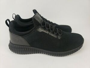 Skechers Men's 77188 Cessnock Memory Foam Slip Resistant Work Shoes Sz 11.5 Wide