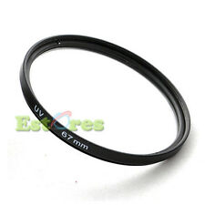 67mm UV Ultra-Violet Filter Fr Nikon D3300 D5300 18-140 18-105 mm Lens protector