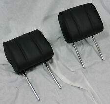 Land Rover FEO Range Rover L405 Winged Windsor Leather Headrest Pair Any Color