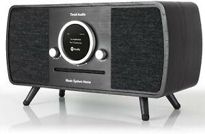 Tivoli Audio Music System Home (Art Gen 1) Schwarz, *B-Ware*+Gewährleistung