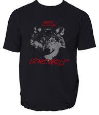 Wolf Fightwear Camiseta Animal Lonewolf peligro s-3xl