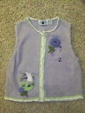 Beautiful HARTSTRINGS Easter Vest Sz. 7/8 - EUC