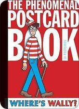 Where's Wally? The Phenomenal Postcard Book by Martin Handford 9781406333367