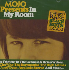 MOJO In My Room 15-trk CD Beach Boys Apples In Stereo Mark Wirtz High Llamas