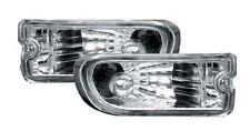 SUBARU Impreza Facelift (00-01) voiture avant pare-chocs indicateurs - cristal clairs