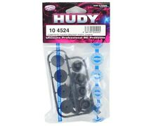 HUDY 104524 Composite chassis bracket posts & parts
