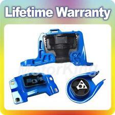 04-09 Mazda 3 2.0L Blue Engine Motor Mount Hydraulic 3PCS 4402 4404 4405 #M098