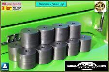 14 x HDPE Body Lift Blocks 2 INCH 50mm x 50mm Diameter Hilux Ranger LUXLIFTS