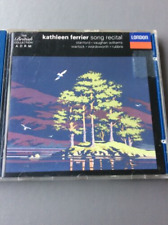 Kathleen Ferrier: Song Recital - various (1990) CD