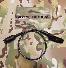SKYEYE Tactical NACRE QUIETPRO Motorola APX / XPR / XIR Series Radio Cable