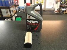 SEAT ALHAMBRA 1.9 TDI SERVICE KIT OIL FILTER & 5 LITRES OIL - AUY COMMA XFLOW