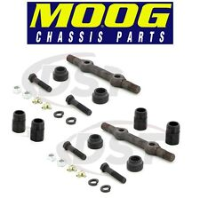 For Ford Mustang Mercury Comet Set of 2 Front Upper Control Arm Shafts MOOG