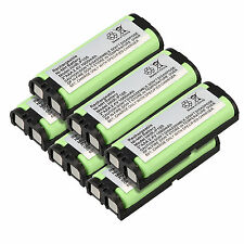 6 pcs 2.4V 1000mAh Home Telephone Battery for Panasonic HHR-P105 HHRP105A KX242