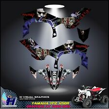 Yamaha Yfz 450R graphics kit 2009 2010 2011 2012 2013 decals stickers atv