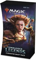 Magic: The Gathering Commander Legends 3-Booster Draft Pack