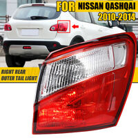 Right Side Rear Light Signal Tail Lamp Brake Light For Nissan Qashqai 	 ∑