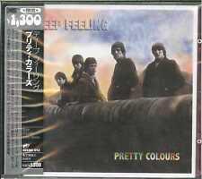 DEEP FEELING-PRETTY COLOURS -JAPAN CD Ltd/Ed C41